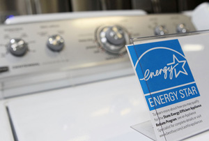 Image of Energy Star appliance