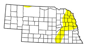 Nebraska drought March 6, 2012