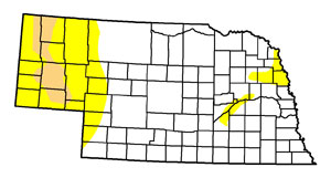 Nebraska drought May 8, 2012
