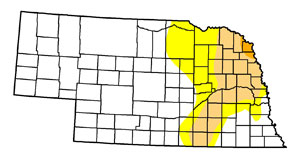 Nebraska drought January 3, 2012