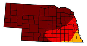Nebraska drought December 11, 2012